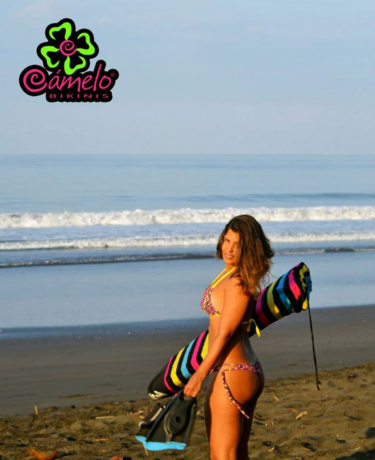 Lorena Vera - Camelo Bikinis