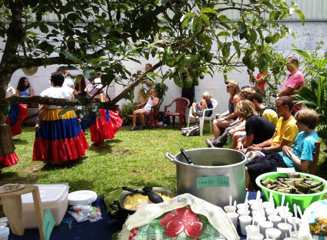Costarican culture
