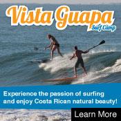 Vista Guapa Playa Jaco Surf Camp