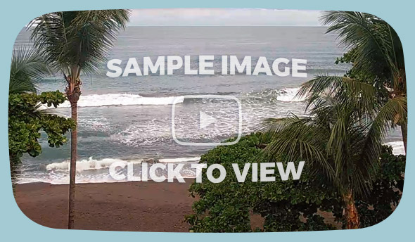 Playa Hermosa Surf Cam