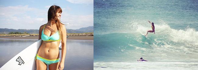 Michelle Rodriguez - Dkoko Bikinis