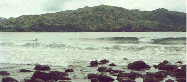 Ollie's Point in Playa Avellanas