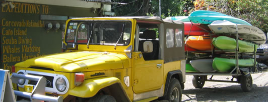 Costa Rica Recommended Tours