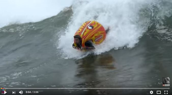 Ride a wave in the new Sumo Suit