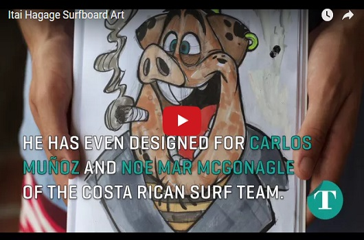 surf board artists