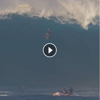Tom Dosland free-fall video by Bruno Lemos