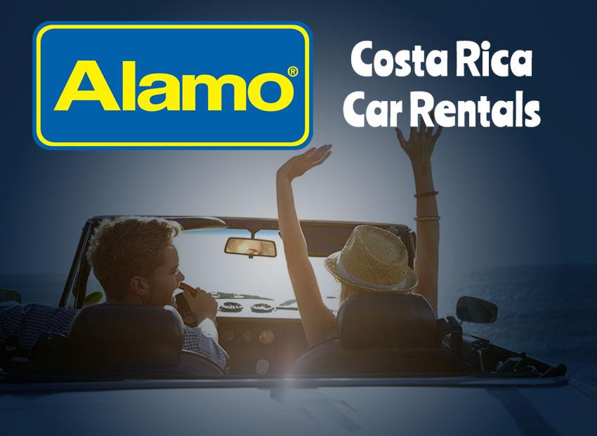 Alamo Car Rental Costa Rica