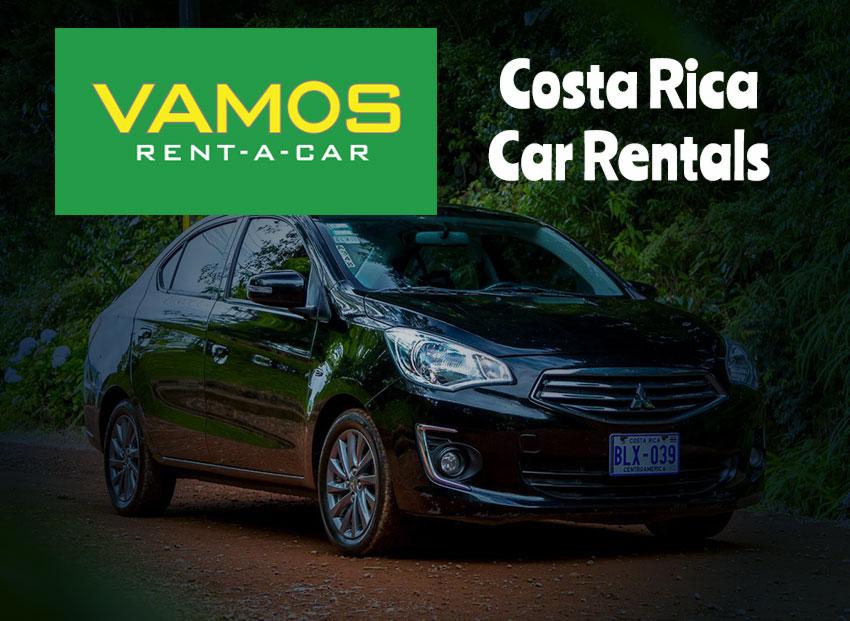 Vamos Costa Rica Car Rental