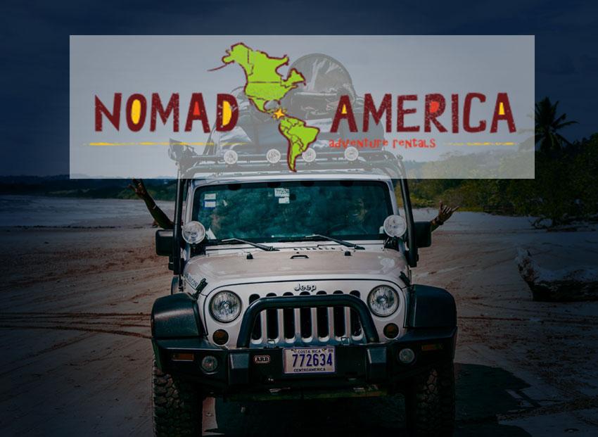 Nomad America Adventure Rentals