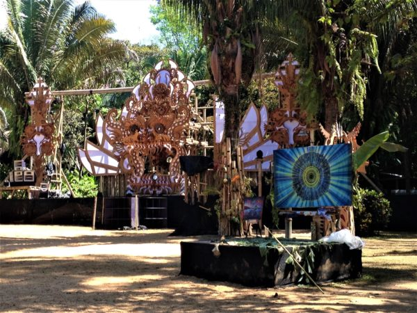 Envision Festival stage
