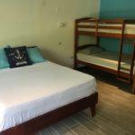 Beds in Studio Apartment