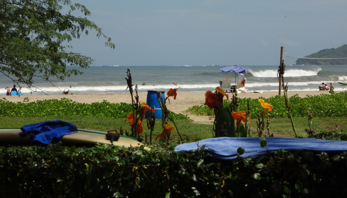 Surf breaks in Tamarindo