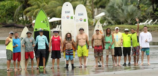 Vista Guapa surf