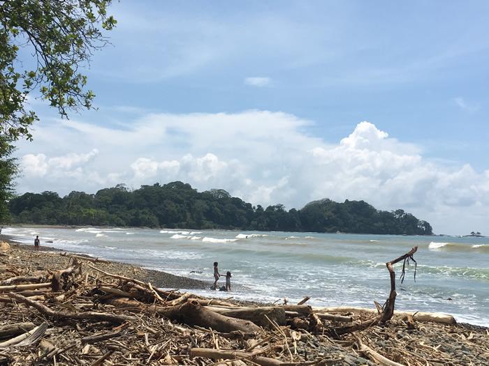 Dominicalito beach