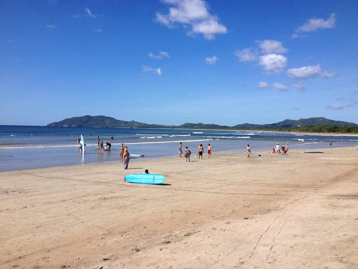 Nosara beach