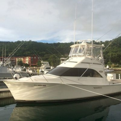Costa Rica boat charter