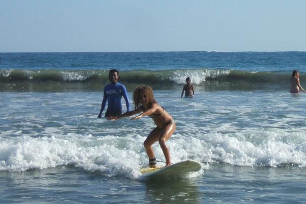 Samara beginner wave