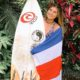 Brisa Hennessy WCT Pro surfer