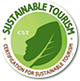 Certificate of Sustainable Tourism