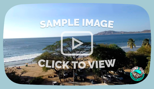 Iguana Surf Tamarindo Wave Cam