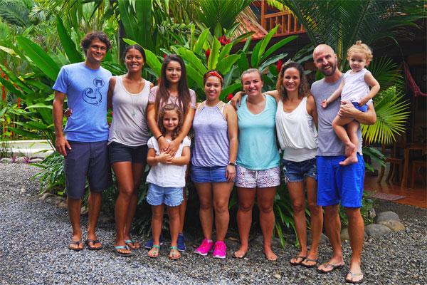 Bodhi Surf Yoga Team - photo: Bodhi Surf Yoga