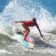Leilani McGonagle - Dominical Surf Contest - photo: Alfredo Barquero