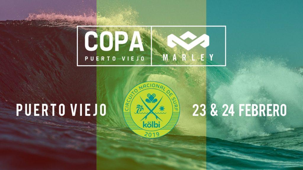 Copa Marley Costa Rica Surf contest