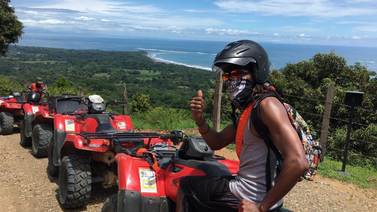 Jungle ATV in Uvita