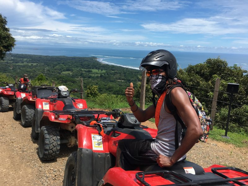 Jungle ATV in Uvita