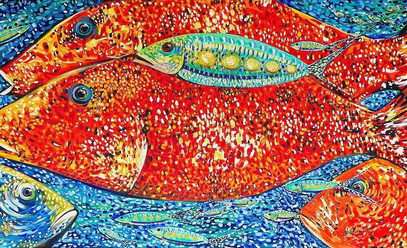 felix-murillo-artist-fish