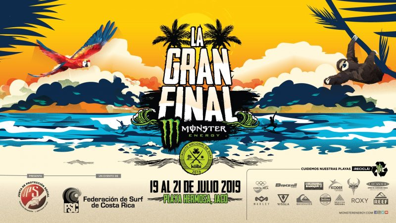 Surf Contest Playa Hermosa