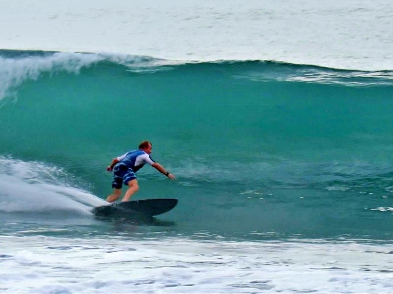 Surfer Pavones