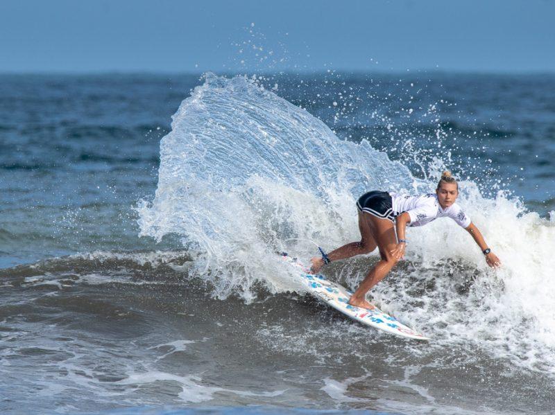 Leilani McGonagle - ISA Surfing Games
