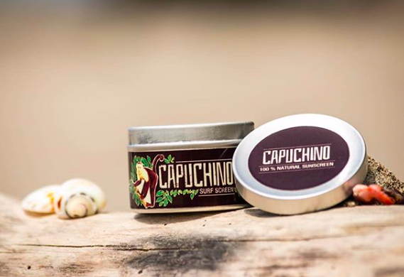 Capuchino Eco Friendly Reef Safe Sunscreen