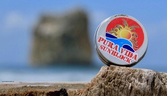 Pura Vida Eco Friendly Reef Safe Sunscreen
