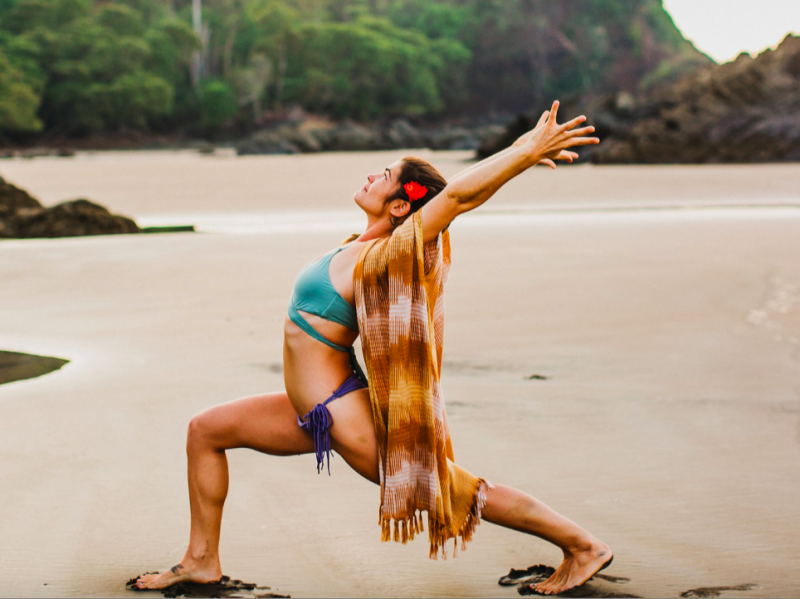 Amber Hagberg - Live Your Yoga Costa Rica