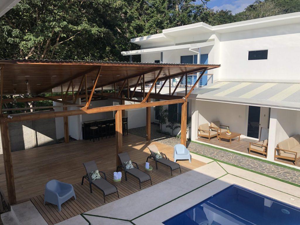 nicoya-villas-pool