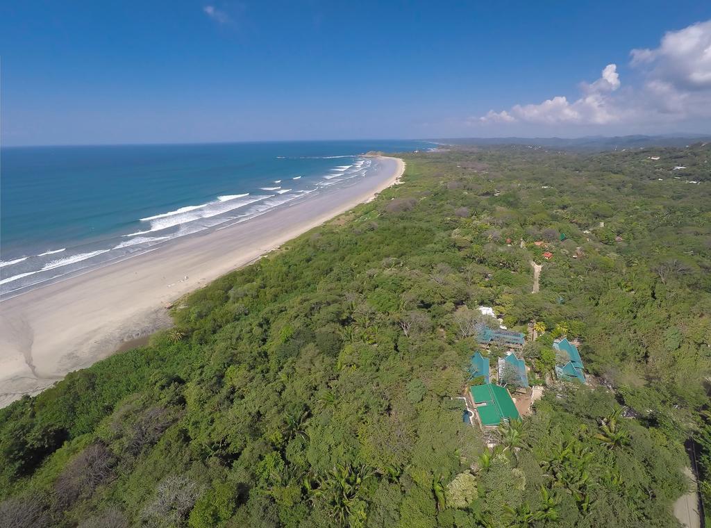 olas-verdes-hotel-nosara-overhead-view