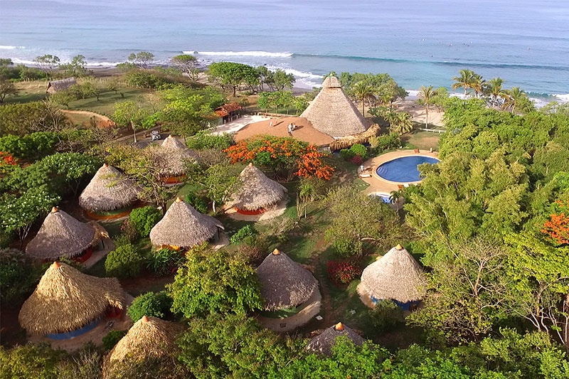 playa-negra-hotel-aerial-view