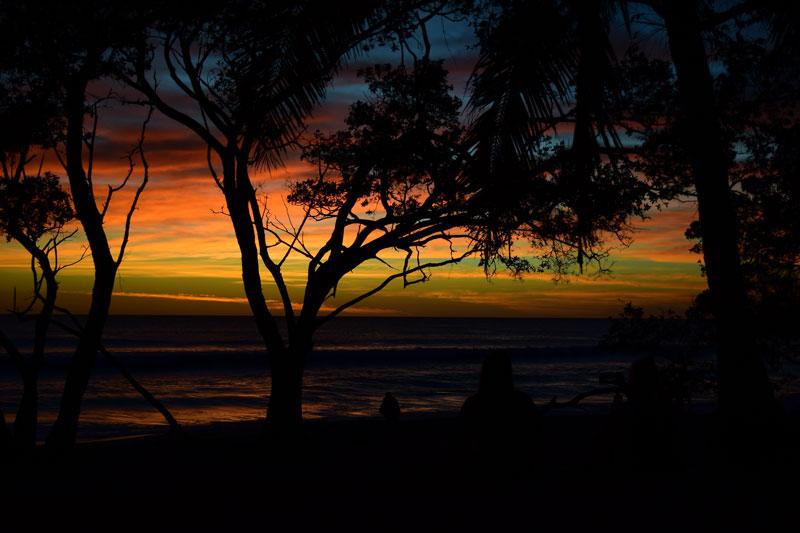 playa-negra-hotel-sunset-view