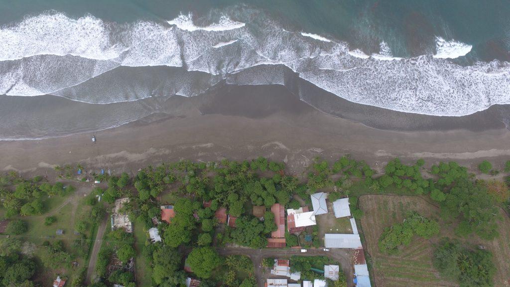 rancho-coral-esterillos-aerial-view-beach