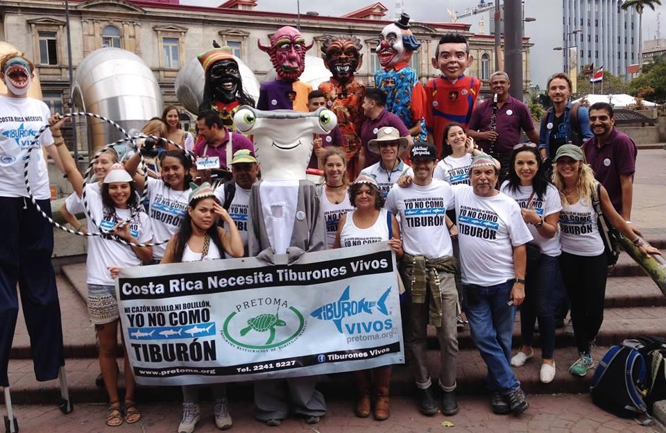 CREMA Costa Rica sea turtle and shark non-profit